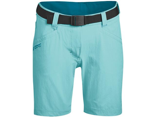 verkoopprijzen fantastische besparingen 100% hoge kwaliteit Maier Sports Lulaka Bermuda Shorts Dames, blue radiance